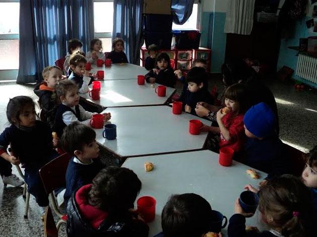 Almorzar en el jard n nueva escuela bialik for Inscripcion jardin 2015